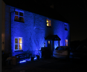 Outdoor LED Lighting Hire