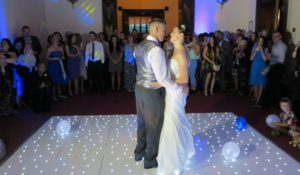 Hire LED Starlit Dance Floor