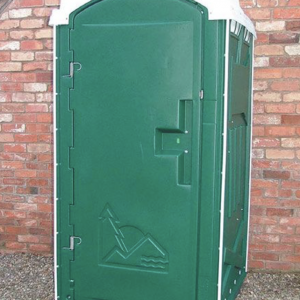 single unit portable toilet