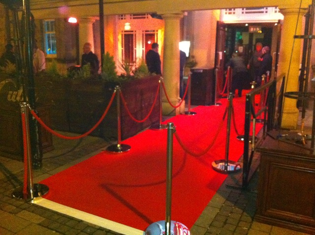 VIP Post and Rope Hire